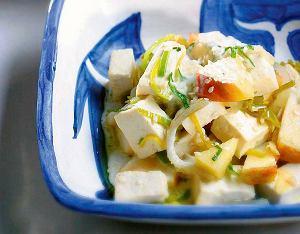 Gulasz z tofu w sosie curry