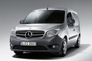 Mercedes Citan. Pierwsze zdj�cia