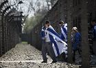 Marsz �ywych w Auschwitz