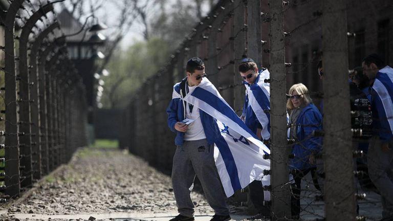Marsz Żywych w Auschwitz