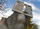 W Zakopanem ods�onili pomnik ofiar katastrofy smole�skiej