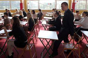 Pierwszy dzień egzaminu gimnazjalnego [RELACJA NA ŻYWO]