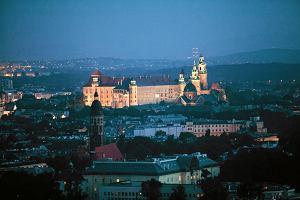Wawel o zmierzchu: naturalna sceneria koncert�w