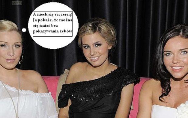 Kasia Cerekwicka, Agnieszka Popielewicz, Edyta Herbuś