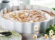 Tort waniliowy z cytryną - ugotuj