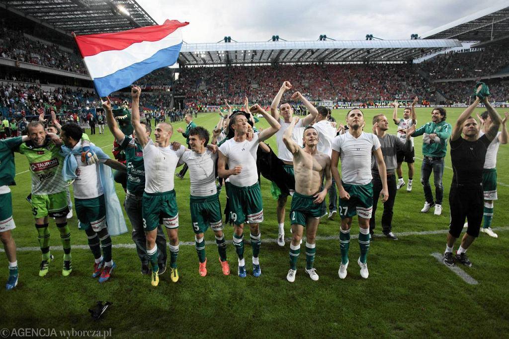 Śląsk zdobył mistrzostwo, ale przed eliminacjami do Ligi Mistrzów pieniędzy na wzmocnienia nie ma