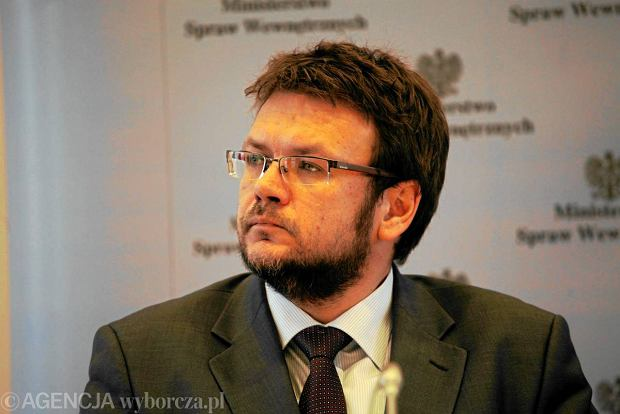Roman Dmowski, wiceminister MSWiA