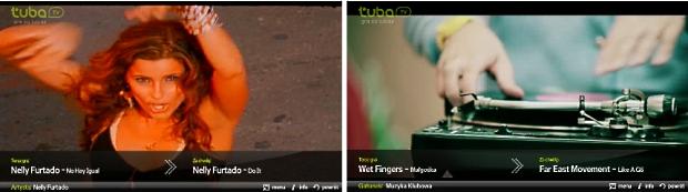 aplikacja telewizja muzyczna tuba.tv w samsung smart tv