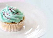 Waniliowe muffinki - ugotuj