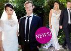 Zobacz suknię ślubną żony twórcy Facebooka, Marka Zuckerberga. Nie kosztowała fortuny! [ZDJĘCIA]