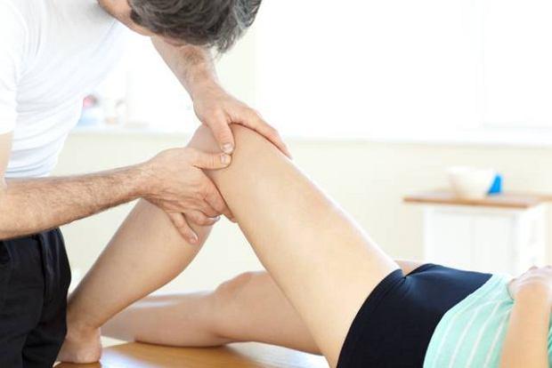 Koślawość kolan