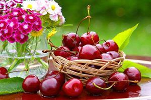 Czereśnie kalorie - ile kcal mają czereśnie?