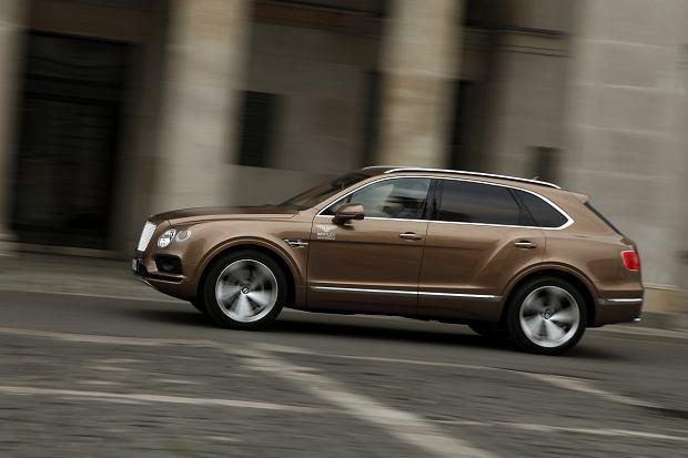 Bentley Bentayga | Test -