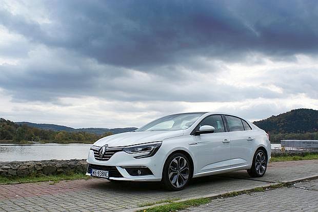 Renault Megane GrandCoupe   Pierwsza jazda -