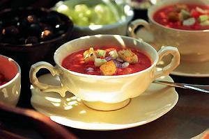 Gazpacho (zupa ubogich robotników)