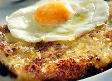 Bubble and squeak (omlet z jajkiem sadzonym) - ugotuj