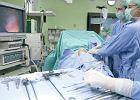 Pionierska operacja przeci�cia wi�zade� kr�gos�upa