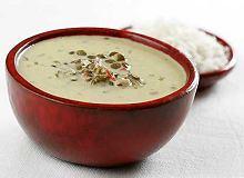 Zupa jogurtowa po indyjsku - ugotuj