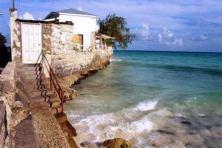 Barbados: Neptun lubi młode pary
