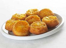 Pomarańczowe bułeczki - ugotuj