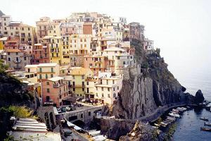 Liguria: spacer Drog� Mi�o�ci