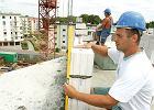 Murarz nie musi się bać bezrobocia