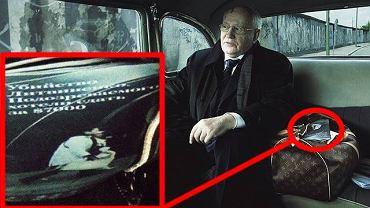 Ukryty przekaz w reklamie z Gorbaczowem?