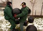 Ogromne piłki dla goryli w zoo