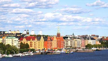 Sztokholm - skandynawski styl