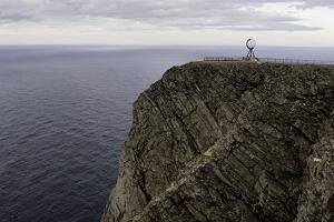 Nordkapp - jak na końcu świata