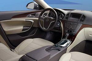 Opel Insignia - pierwsza jazda