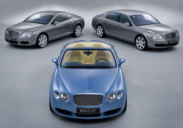 W Bentleyach z czterech lat produkcji do wymiany są filtry paliwa