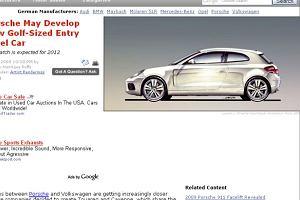 VW-Porsche powróci?