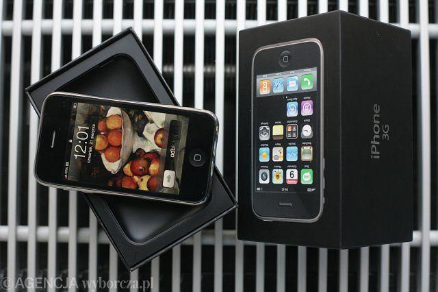 iPhone 3G po polsku