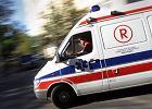 Czo�owe zderzenie na DK nr 53: 9 os�b rannych, droga zablokowana