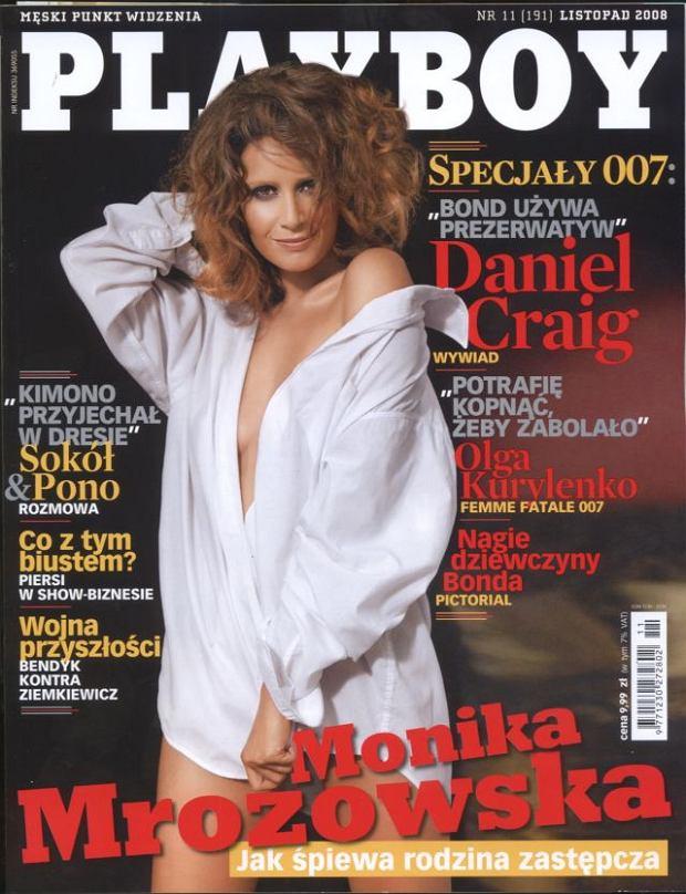 Monika Mrozowska/Playboy