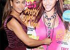 Beyonce Gwiazd� Stylu magazynu Seventeen