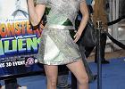 """Reese Witherspoon w fajnej kiecce na premierze """"Potwory kontra obcy"""""""