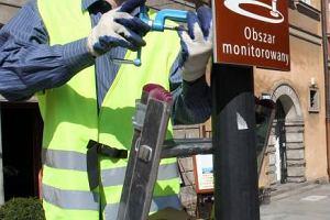 Miasto ostrzega wandali: Uwaga, monitoring!