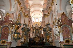 Polska Jerozolima. Miechów - pod dwuramiennym krzyżem