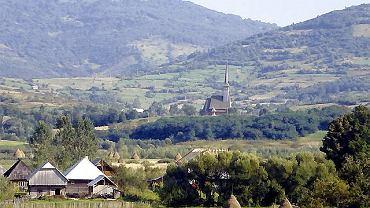 Krajobraz Maramureszu