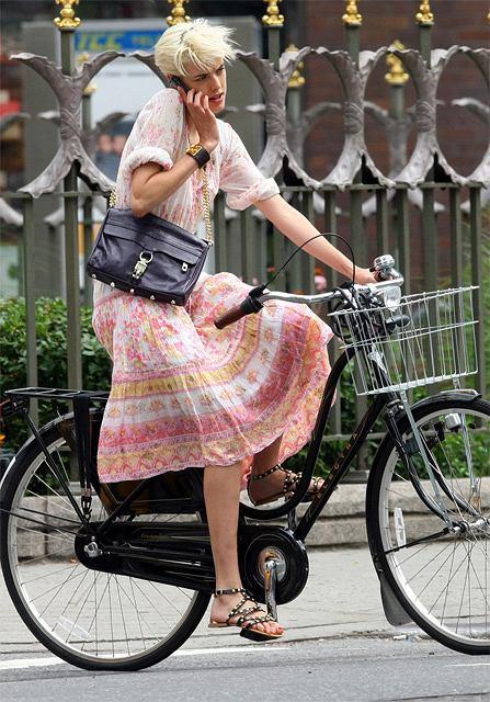 Rowerowa elegancja