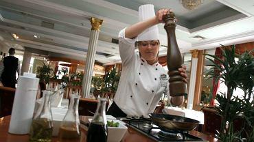 Dla Sylwii Bukały gotowanie to nie tylko zawód, ale i pasja.