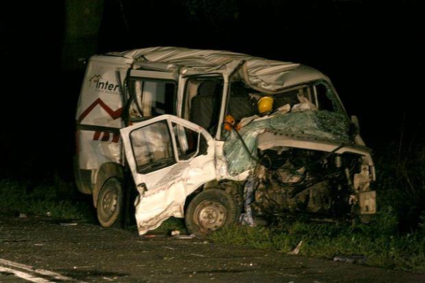 Kilkunastu rannych w wypadku w Tarnowskich Górach