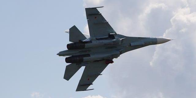 Ukraina: katastrofa Su-27. Zginęło dwóch pilotów, w tym Amerykanin z US Air Force