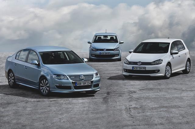 Volkswagen zaprezentuje we Frankfurcie Passata, Golfa i Polo w wersji BlueMotion
