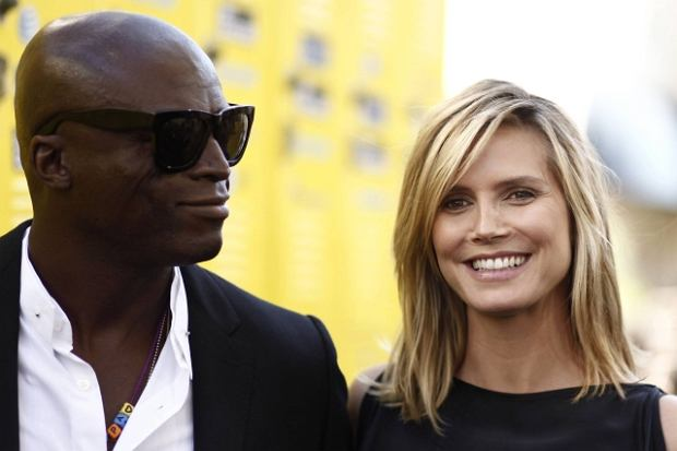 Heidi Klum And Seal | myideasbedroom.com