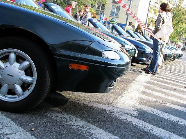 XX-lecie Mazdy MX-5, 27.09.2009