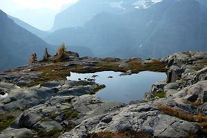 Parki narodowe USA. Glacier - w krainie gór i niedźwiedzi