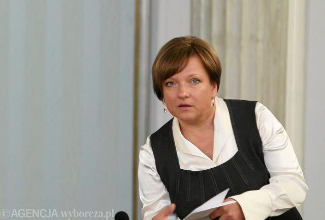 Beata Kempa - kandydatka PiS do komisji hazardowej
